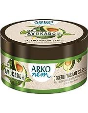 Arko Nem Değerli Yağlar Avokado Yağı Nemlendirici Krem, 250 ml