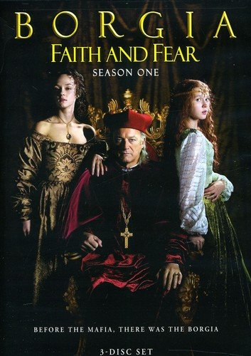 Borgia Faith And Fear: Season 1 [DVD]