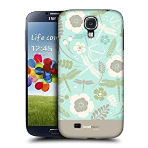 AIYAYA Samsung Case Designs Palette French Country Patterns Protective Snap-on Hard Back Case Cover for Samsung Galaxy S2 II I9100