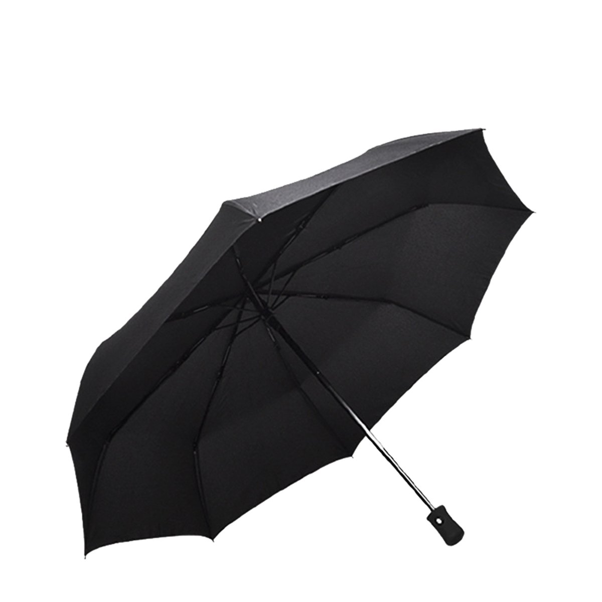 Compact Travel Umbrella - Windproof,Reinforced Canopy,Auto Open/Close