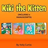 kids books with picture: Kiki the Kitten Collection