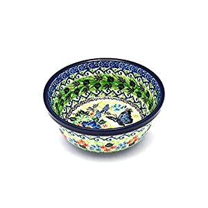 Polish Pottery Bowl – Soup and Salad – Unikat Signature – U4600