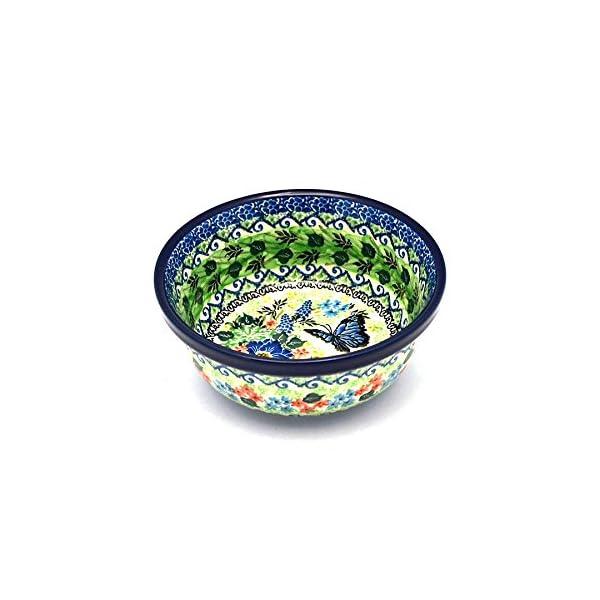 Polish Pottery Bowl – Soup and Salad – Unikat Signature – U4600