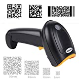 Kercan KR-230-EIO Automatic Wired USB 2D QR PDF417 Barcode Scanner (Small Image)
