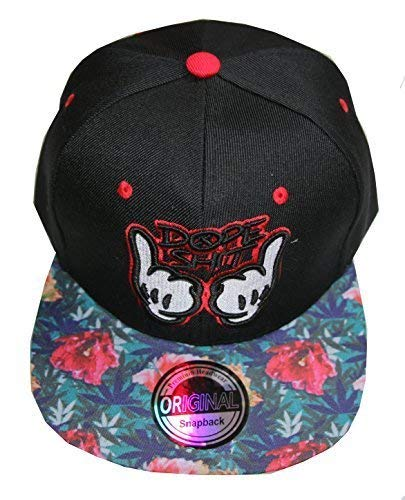 béisbol Black Dope para Gorra Leo de Headwear hombre Premium qStOxaTqn