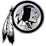 Washington Redskins Chrome Auto Emblem