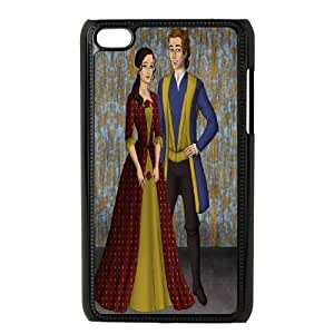 iPod Touch 4 Phone Case Black Beauty and the Beast The Enchanted Christmas MN6612297