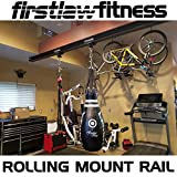 Firstlaw Fitness I-Beam Rolling Mount for Punching