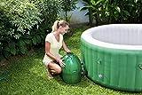Coleman SaluSpa Inflatable Hot Tub Spa, Green