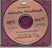 A Course in Miracles Audio Book CD's: foundation of inner ...