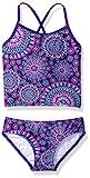 Kanu Surf Big Girls' Melanie Tankini Swimsuit, Purple, 12