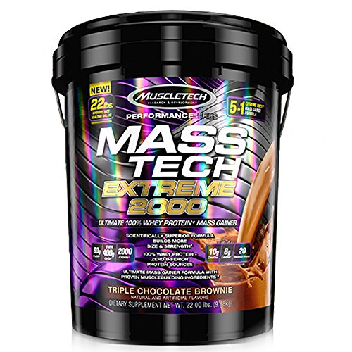 MuscleTech Mass Tech Extreme T...