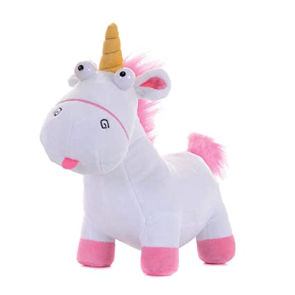 Despicable Me Unicorn Plush Toy Of Agnes 11 30centimeters Of The Movie Super Soft Quality