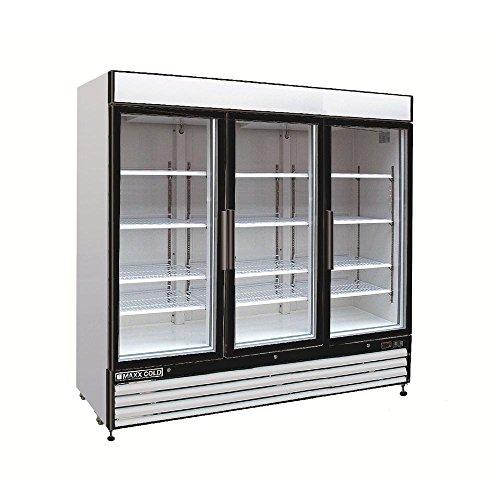 3 door glass cooler - 9