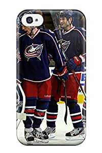 2015 H0IUGF9WO4QWV35U columbus blue jackets hockey nhl (52) NHL Sports & Colleges fashionable iPhone 4/4s cases