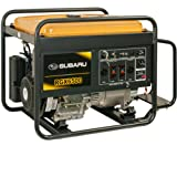 Subaru RGX6500E 12.0 HP Gas Powered Industrial Generator, 6500W