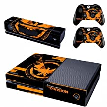 THE DIVISION DESIGNER SKIN FOR XBOX ONE KINECT AND CONTROLLER