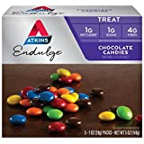 Atkins Chocolate Candies, 1 Ounce, 5 Count