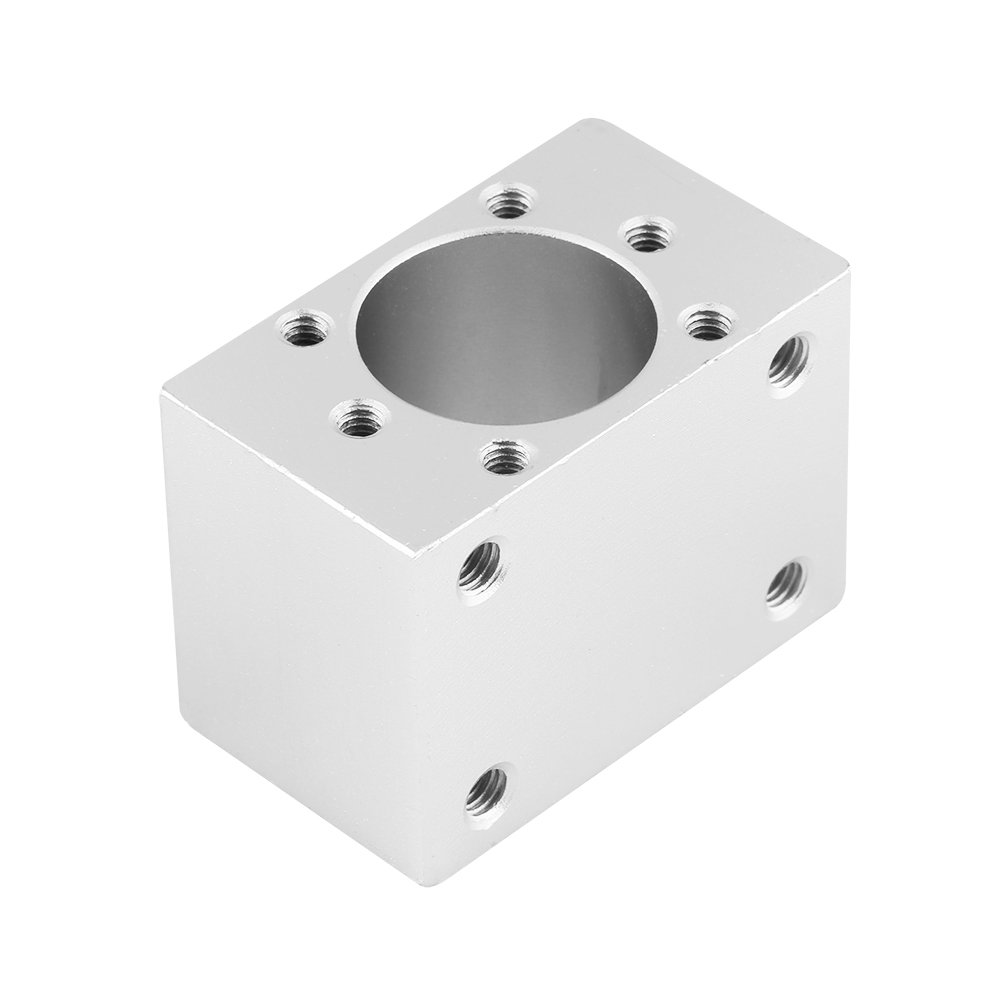 Ballscrew Nut Ball Screws Nut Housing Seat Mount Bracket Holder Fit for SFU1204