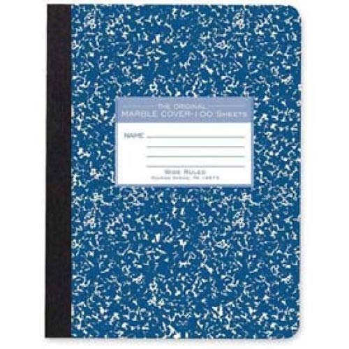 Roaring Spring Hard Cover Comp Book, 7-1/2