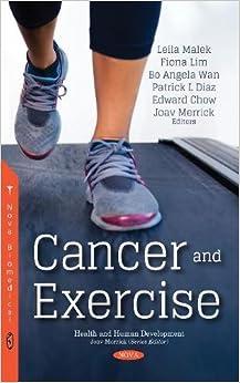 Libros Descargar Gratis Cancer & Exercise PDF Gratis Sin Registrarse
