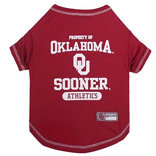 - NCAA Oklahoma Sooners Dog T-Shirt, X-Large