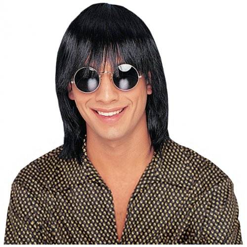 (Silly Boy Deluxe Wig Costume Accessory)