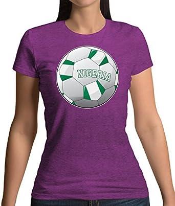 Dressdown Campo Fútbol Nigeria - Camiseta Mujeres - 14 Colours ...