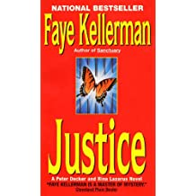 Justice: A Decker/Lazarus Novel (Peter Decker and Rina Lazarus Series)