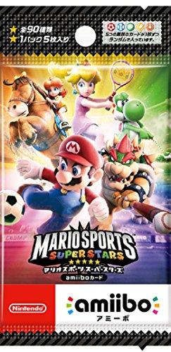 amiibo card Mario Sports all stars Box Japan Japanese ver. Nintendo by 任天堂