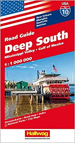 USA Deep South: Hallwag: 9783828307612: Amazon.com: Books Deep South Usa Map on deep south united states, deep south mississippi, deep south texas, deep south states map, the south map, 2000 presidential election map, bolivia map, deep south louisiana, latin america map, deep south tennessee, alaska map, south dakota on usa map, upper south usa map, american rockies map, eastern caribbean map, deep south region map, mississippi alabama and tennessee map, map of southern united states road map, deep south california, argentina map,