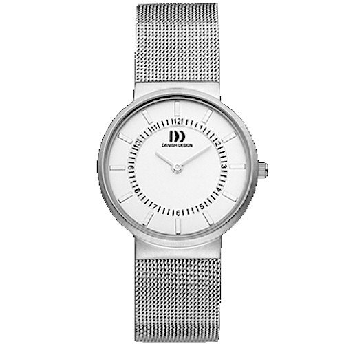 Danish Design IV62Q986 Stainless Steel Silver Dial Women's Watch