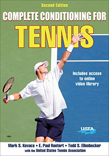 Complete Conditioning for Tennis (Complete Conditioning for Sports)