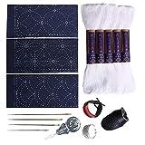 Sashiko kit, Yokota Sashiko Thread, Needles and