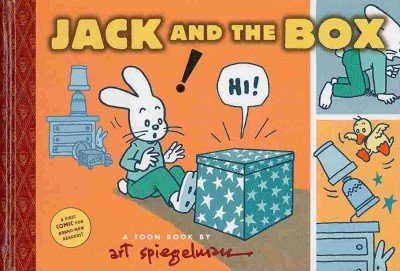 Jack and the Box (TOON Books: Toon Into Reading, Level 1) by Brand: Spotlight (MN) (Image #1)