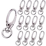 BronaGrand Pack of 50 D Swivel Trigger Clips Hooks