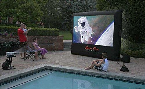Openair Cinema Open Air Outdoor Home Projector Screen 9x5