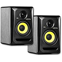 "KRK RP4G3 4"" High Performance Studio Monitors - Black (Pair)"