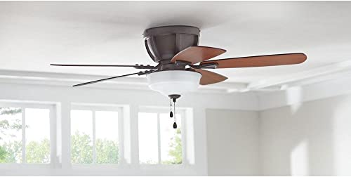 Costner 52 In. Indoor Oil-rubbed Bronze Ceiling Fan