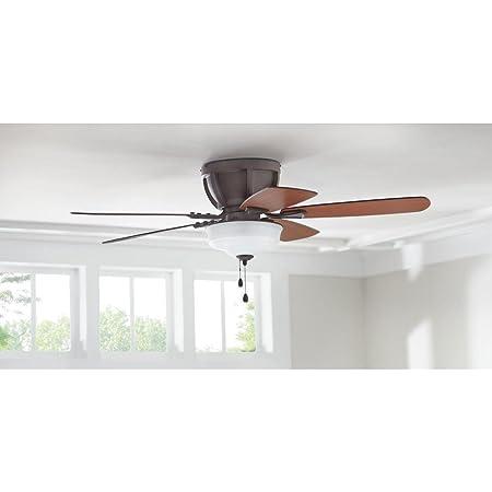 Costner 52 In. Indoor Oil-rubbed Bronze Ceiling Fan