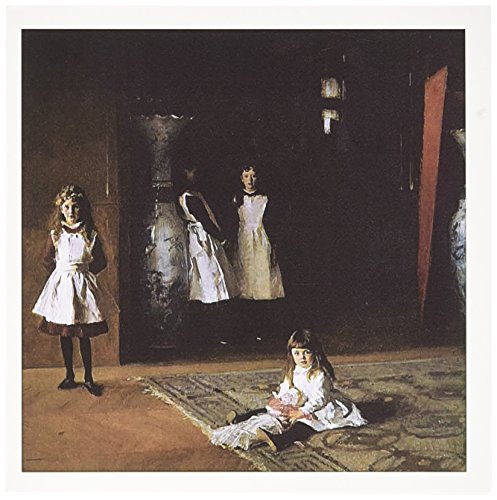 3dRose Set of 12 Greeting Cards, The Daughters of Edward D Boit, 1882 by John Singer Sargent (gc_169719_2)