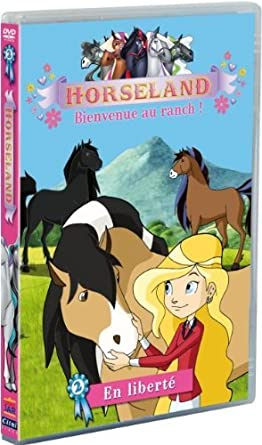 Amazon Com Horseland Bienvenue Au Ranch Vol 2 En