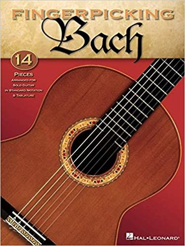 Fingerpicking Bach - TAB - 884088062743: Amazon.es: Bach, Johann ...