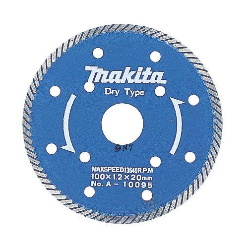 マキタ ダイヤモンドホイール 外径100mm スーパースリム A-10095