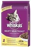 Whiskas 15 Lb Original Cat Food  31482, My Pet Supplies