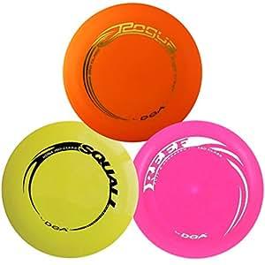 DGA Disc Golf Set – Beginner 3 Pack