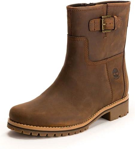 Timberland Women's Biker Boots, Brown
