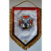 Pennant unique Masonic degrees 30th Degree: Knight Kadosh