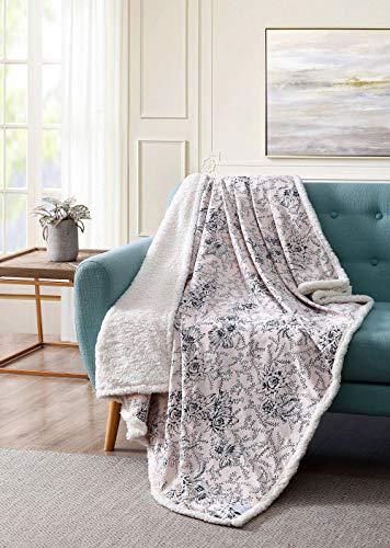Bourina Blanket Reversible Blankets Micromink