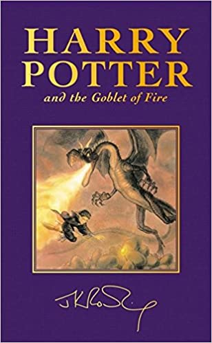 Harry Potter and the Goblet of Fire: Amazon.es: Rowling, J. K. ...